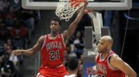 Bulls, Raptors y Hawks dominan en el Este; Warriors y Grizzlies en el Oeste
