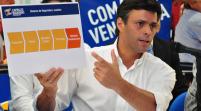 """Maduro dice que López no será liberado aunque EE.UU. """"presione"""" con sanciones"""