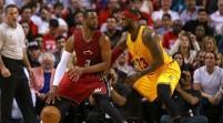 Heat le pega a LeBron en su regreso a Miami