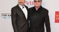 Elton John y David Furnish listos para su boda