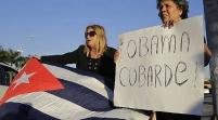"""Cubanos en Miami rechazan """"traición"""" de Obama, otros celebran"""