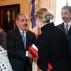 Ejecutivos multinacional VF se reúnen conel Presidente Dominicano Danilo Medina Sanchez