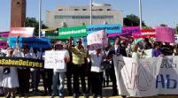 Religiosos marchan en R.Dominicana en favor penalización aborto