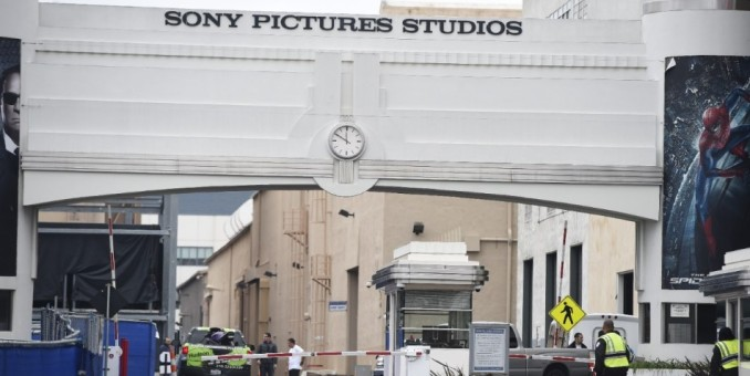 Ataque a Sony combina intriga y a Hollywood