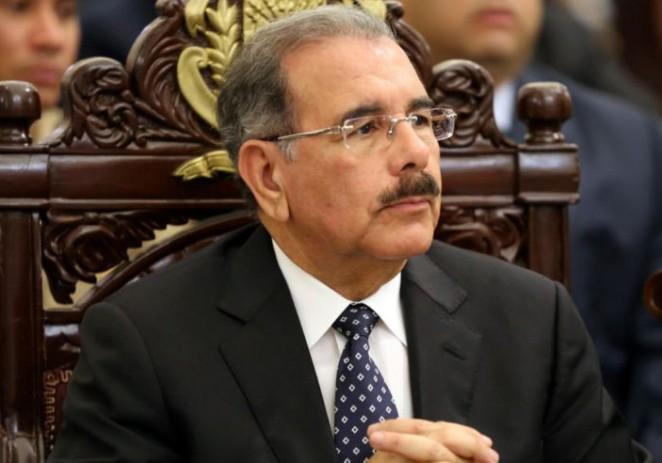 Presidente Dominicano Danilo Medina Sanchez lamenta muerte hermano de Bello Andino