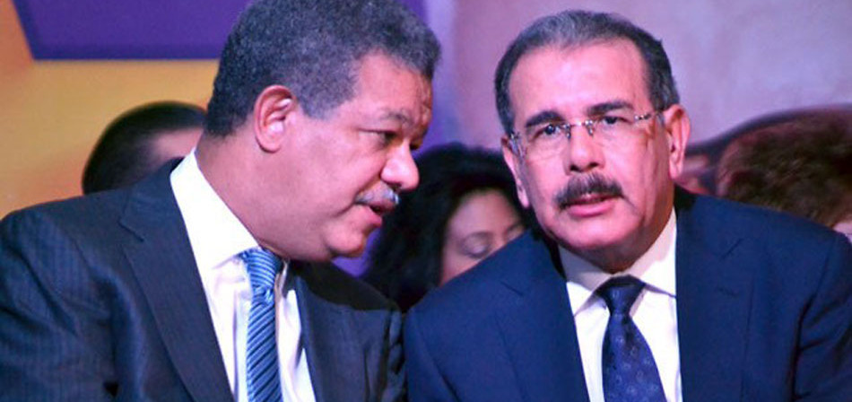 Leonel, Danilo y la reelección