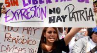 El 2014 fue el peor en 20 años para la libertad de expresión en Venezuela