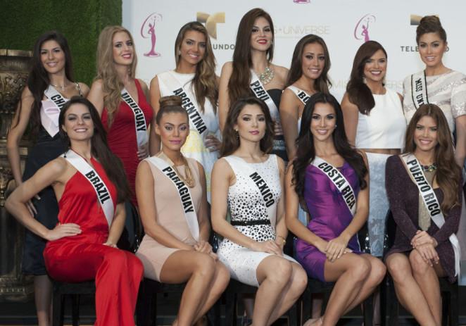 Todo listo para escoger a la nueva Miss Universo