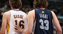 Pau y Marc Gasol, los primeros hermanos titulares en el All Stars