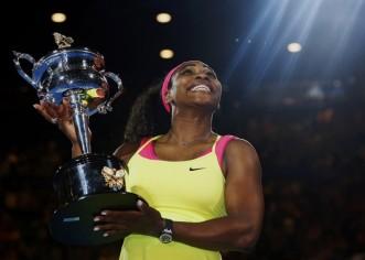 Serena Williams gana su 6to título del Abierto de Australia
