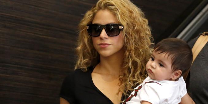 Shakira no podrá tener a Mickey en el cumple de Milan