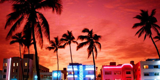 "La arquitectura ""art déco"" de Miami Beach saca a relucir su historia"