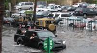 Sur de Florida convive con inundaciones por efectos del cambio climático