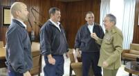 Cuba condecora como héroes a cinco ex agentes que estuvieron presos en EEUU
