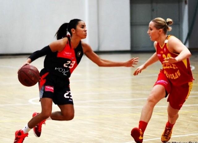 Angela Rodriguez demuestra su calidad en Polonia