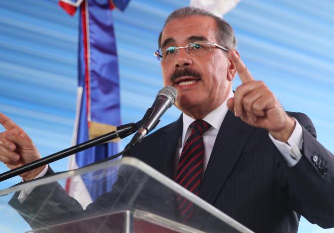 El presidente Danilo Medina autorizó a Parceleros de Hato Damas títulos de tierras que cultivan