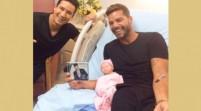 Ricky Martin da a luz a su nuevo hijo
