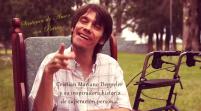 Cristian Mariano Deppeler, el discapacitado argentino que ha conmocionado a Internet