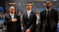 James Borrego y Jay Hernandez, dos orgullos latinos en el Orlando Magic