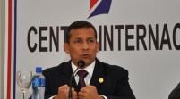 Humala remueve ministros tras caer su popularidad a 22%