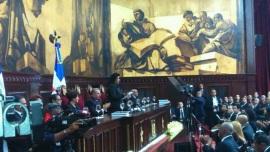 Congresista Senadora Cristina Lizardo dice está consciente del reto que enfrenta RD