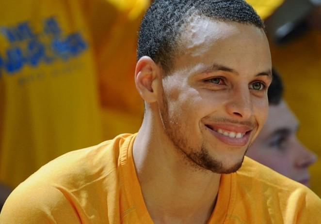 Stephen Curry se proclamó campeón del concurso de triples