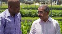 """Presidentes Medina y Martelly: """"Llegó la hora de la diplomacia directa"""""""
