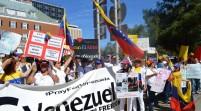 Exilio venezolano de Miami expresa su solidaridad con congresistas de EE.UU.
