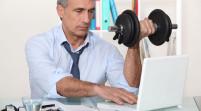 6 formas de ejercitarte camino al trabajo