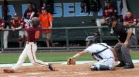 Alex Perez, uno de los mejores tripleros en el baseball NCAA