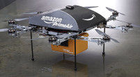 Autorizan a Amazon a probar sus drones para entregar paquetes en EEUU