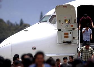 Más de 11.000 hondureños deportados en 2015 desde México y EE.UU.