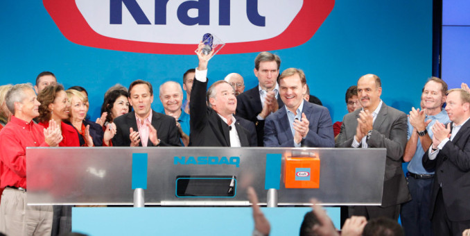 HJ Heinz compra Kraft Foods Group