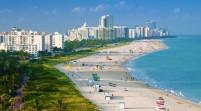 Una mujer muere ahogada en una playa de Miami Beach