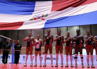 RD Campenas Mundiales en Volleyball Femenino