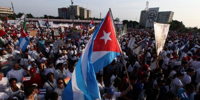 Cuba celebrará el primero de mayo con gran marcha en respaldo a la revolución