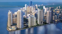 Boom inmobiliario, arma de Miami contra el alza del nivel del mar