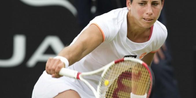 La española Carla Suárez elimina a Venus Williams en Miami