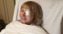 Cristina es operada de cataratas