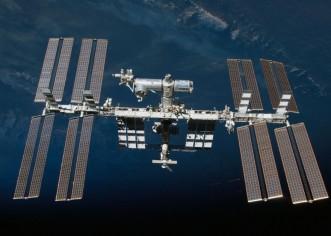 Llega la primera cafetera a la Estación Espacial