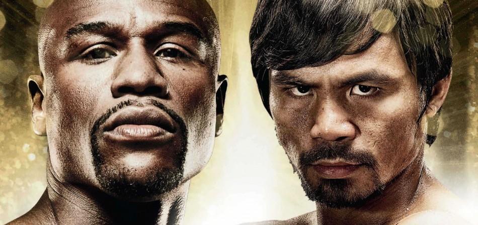 La pelea Floyd Mayweather Jr. y Manny Pacquiao ya superó las cifras del pasado Super Bowl XLIX