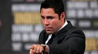 Oscar de la Hoya contó cómo ganó su pelea más difícil: contra las drogas