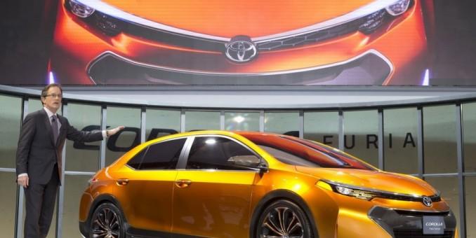 Las ventas de Toyota en Estados Unidos aumentaron un 4,9 % en marzo