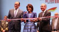 Dominicana honra a Perú en su XVIII Feria del Libro