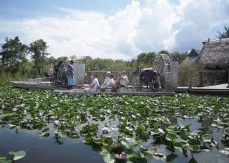 El gobernador de Florida reclama a Obama fondos para restaurar los Everglades