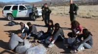 Las detenciones en la frontera de EE.UU. con México caen un 28 %
