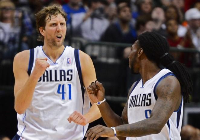 Los Mavericks vencen a los Rockets y siguen con vida en el Oeste