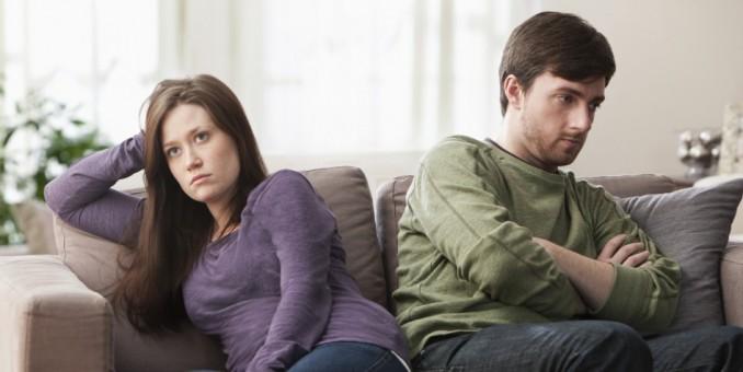 10 peleas sin importancia que tienen las parejas