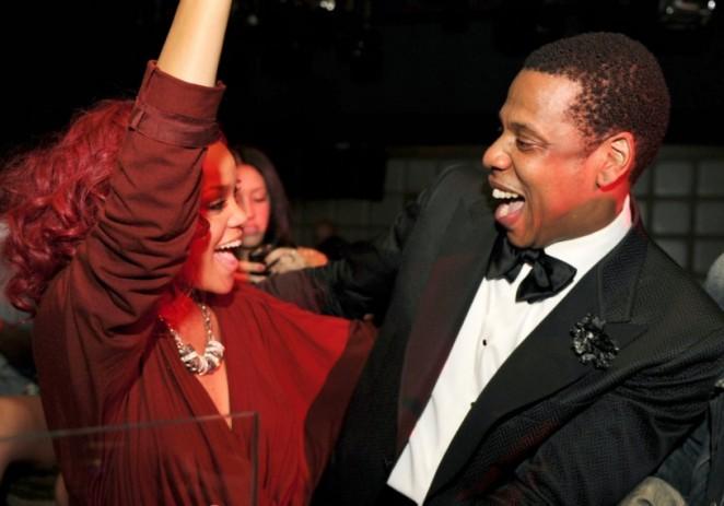 Beyoncé está celosa de la relación laboral de Jay Z y Rihanna