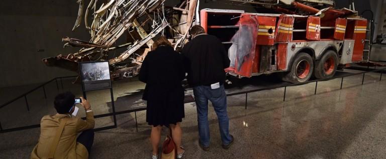 El museo del 11-S de Nueva York ha recibido 2,7 millones de visitas